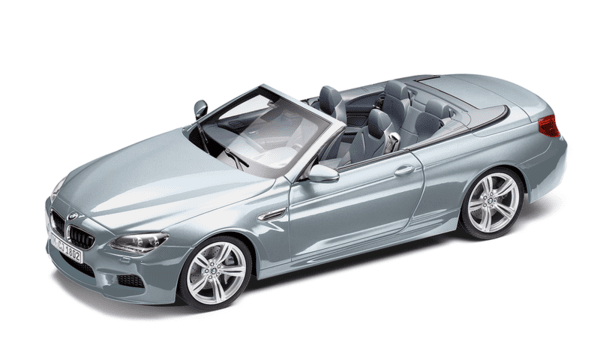 BMW M6 Кабрио мини модел